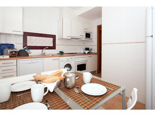 Kitchen - Villas del Sol deluxe, Corralejo, Fuerteventura